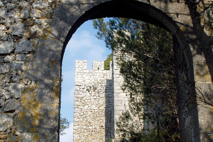 Castelo de Sesimbra incluído no programa Prarrábida